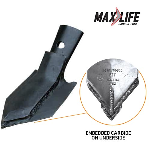 max life cultivator sweep 200-PWV-0405ML